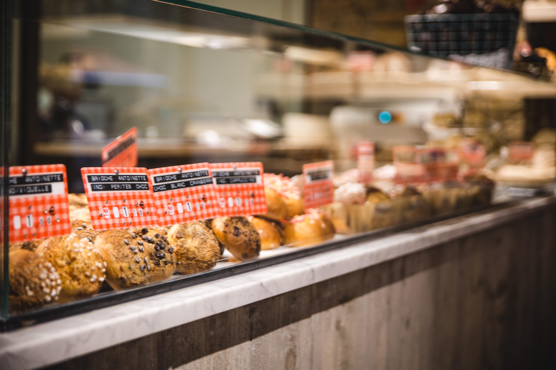 Agencement boulangerie Antoinette