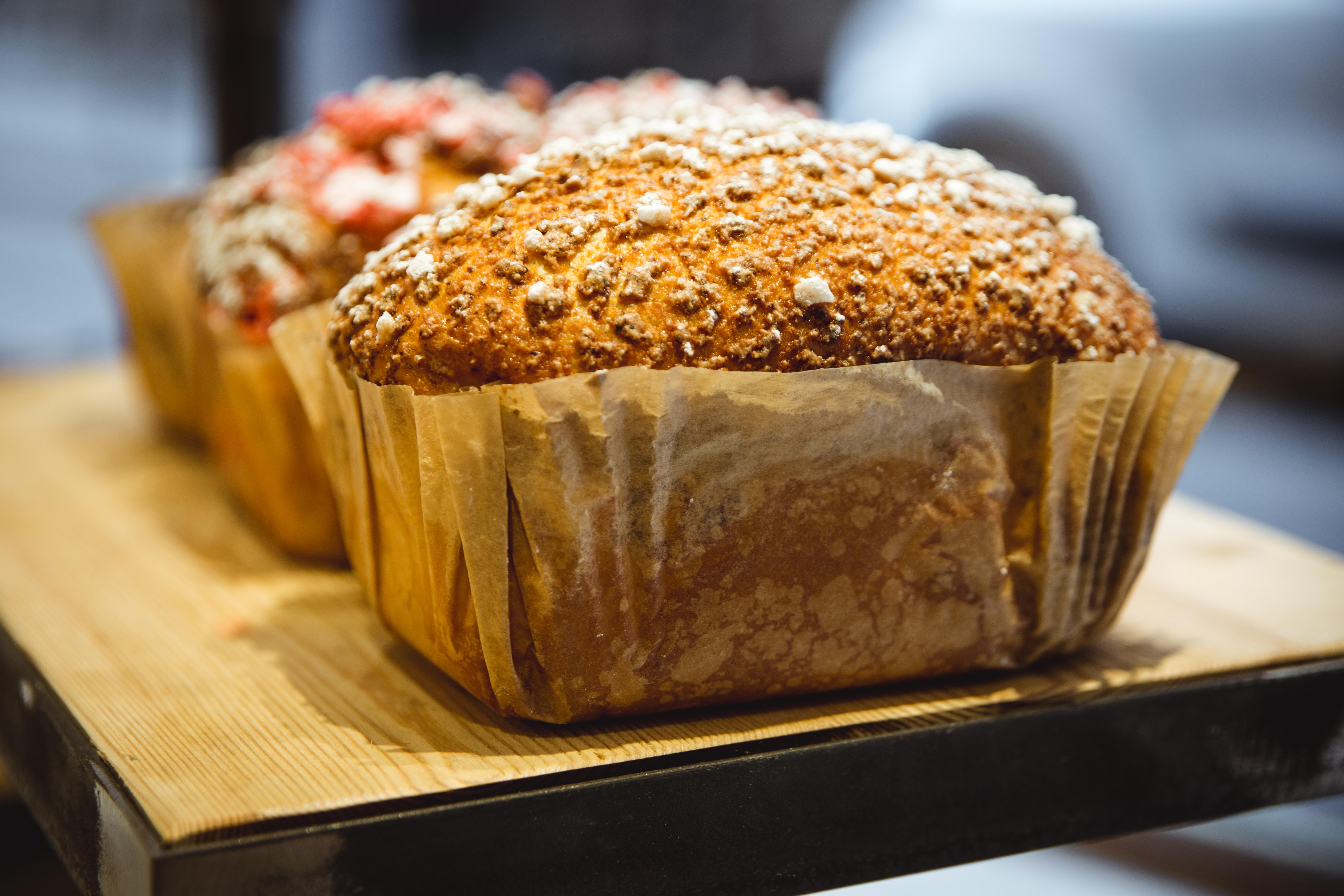 Agencement boulangerie Antoinette brioche