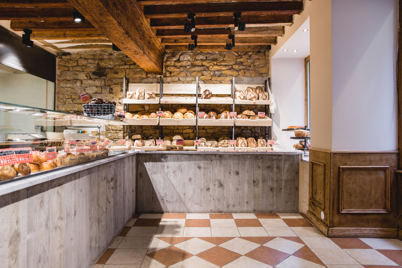 Agencement boulangerie Antoinette boutique