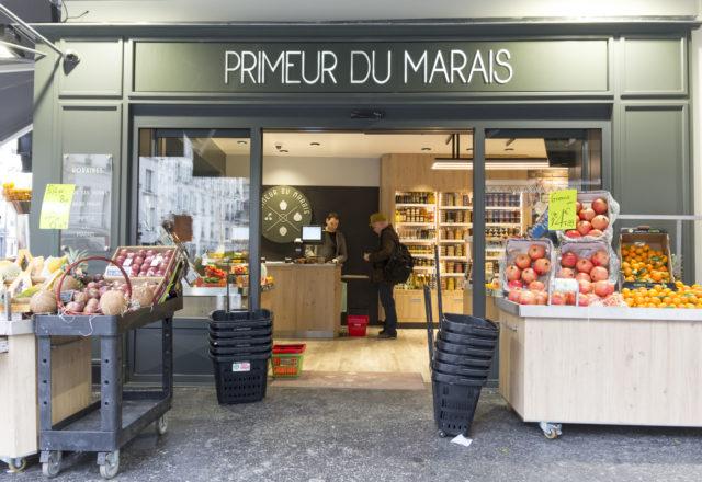 Primeur du Marais