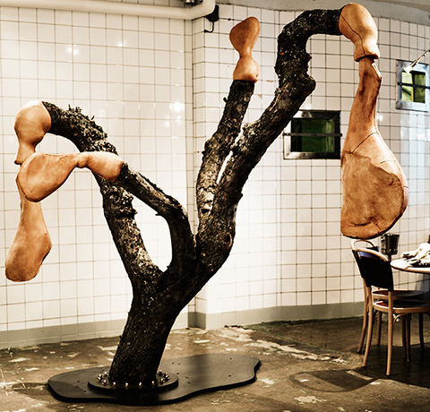 sculpturejambon