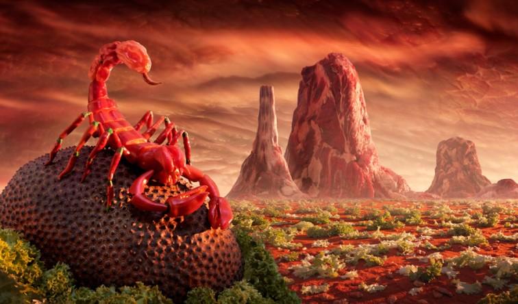 Red-Scorpion