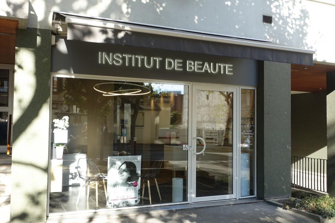 Très bien Agencement institut de beauté - Pep's création #WZ_76