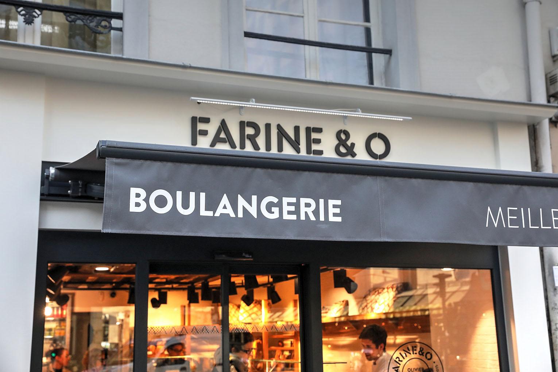boulangerie farine&0