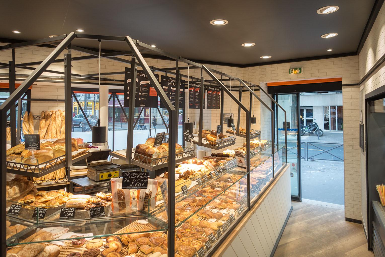Boulangerie Campaillette Roperh ilot central