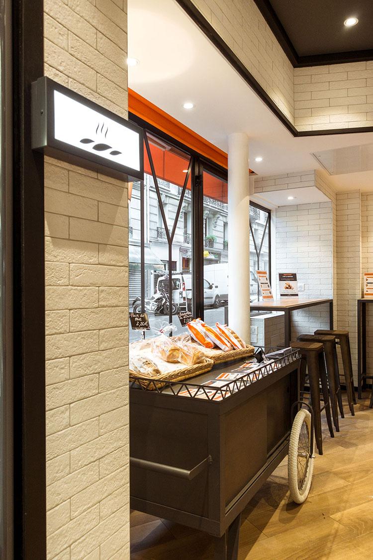Boulangerie Campaillette Roperh chariot