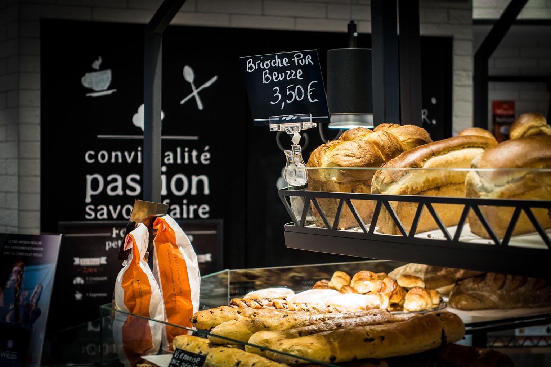 Boulangerie Campaillette Roperh viennoiseries