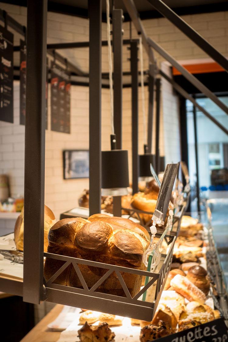 Boulangerie Campaillette Roperh détail brioche