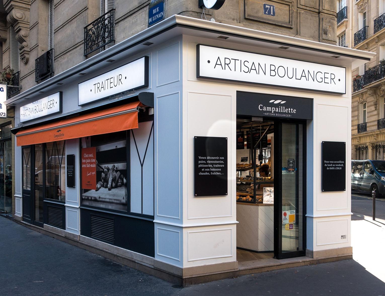 Verriere Cuisine Couloir ~ Boulangerie Roperh La Toute Premi Re Du Nouveau Concept Campaillette