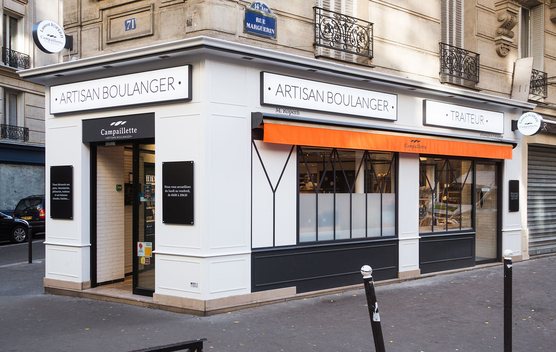 Boulangerie Campaillette Roperh façade