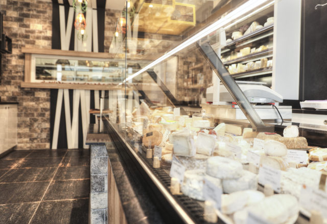 Les fromages d'Alexandra