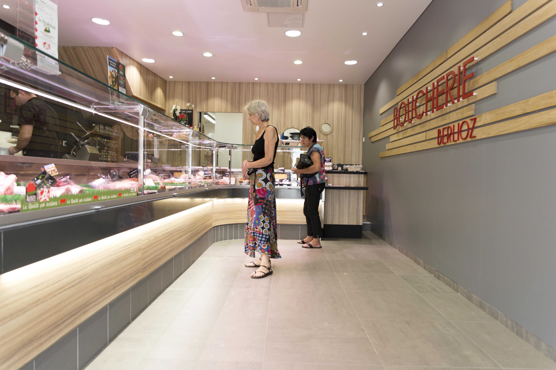 espace client boucherie
