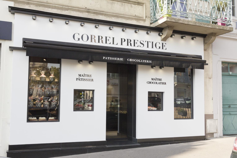 façade gorrel prestige sobre