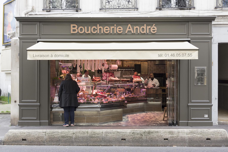 facade boucher