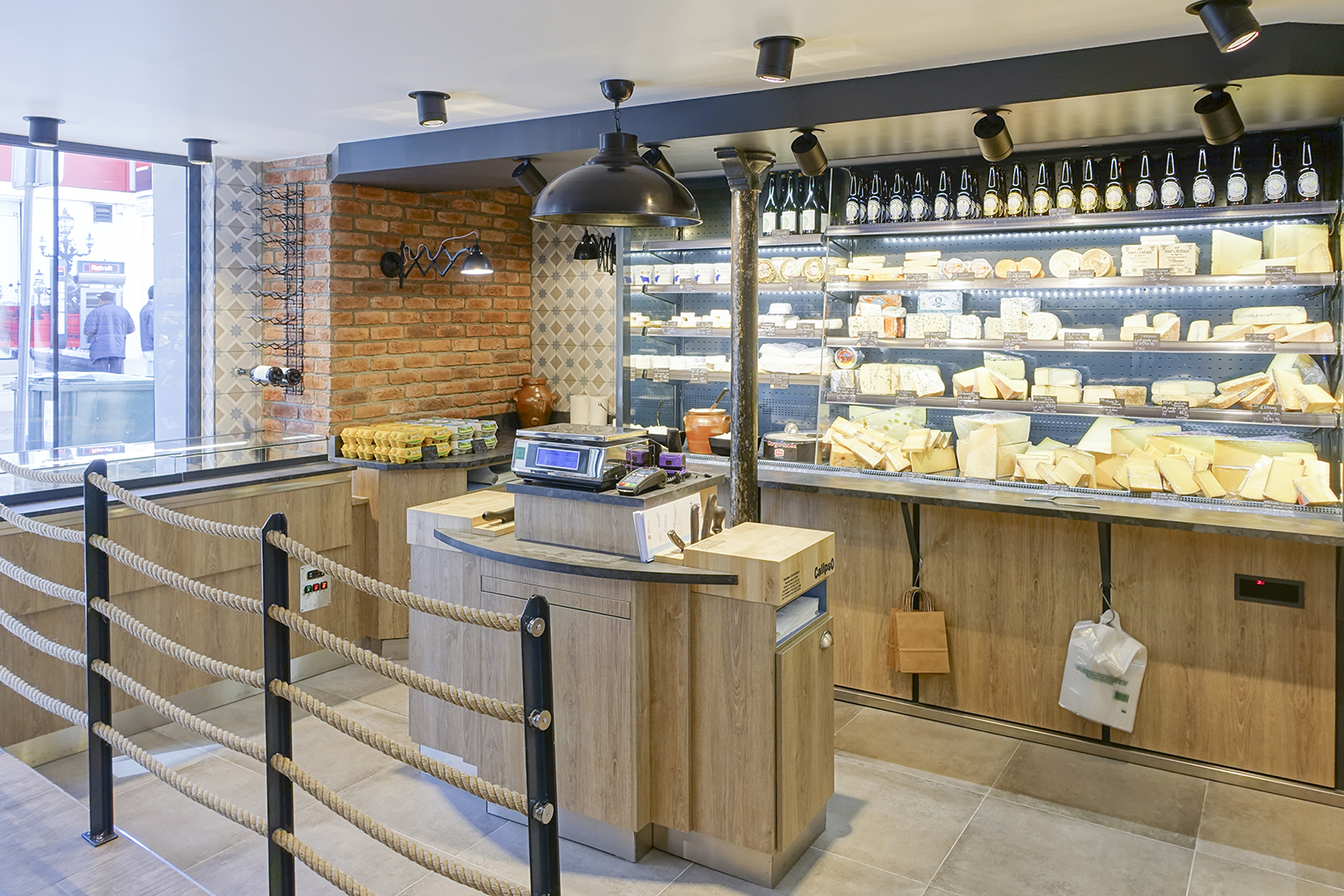 déco fromagerie