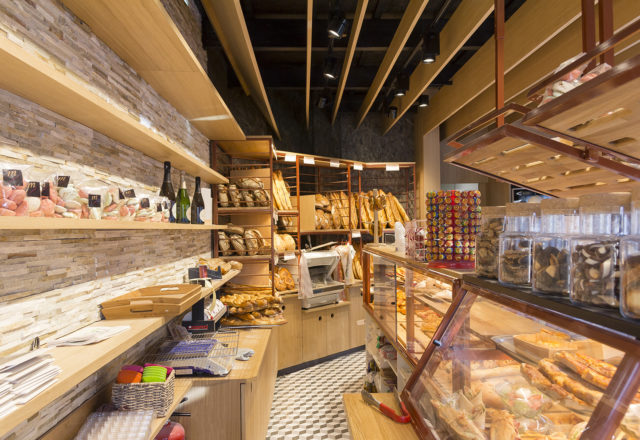 Boulangerie M