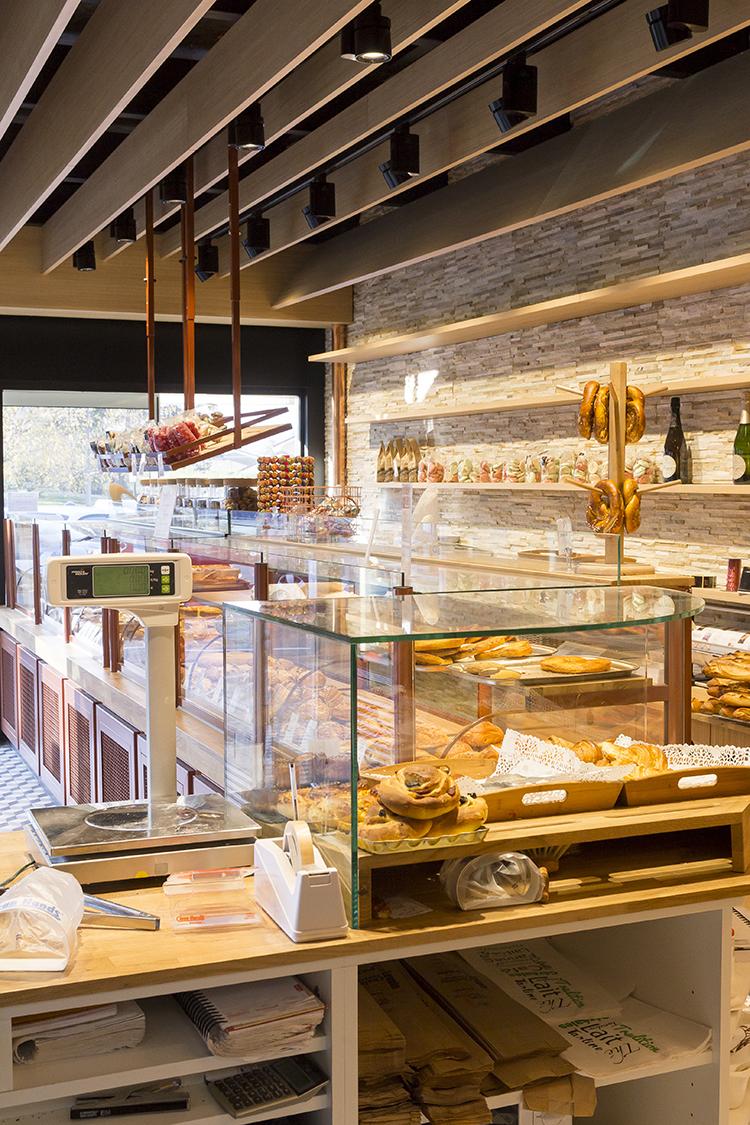 Boulangerie M boutique
