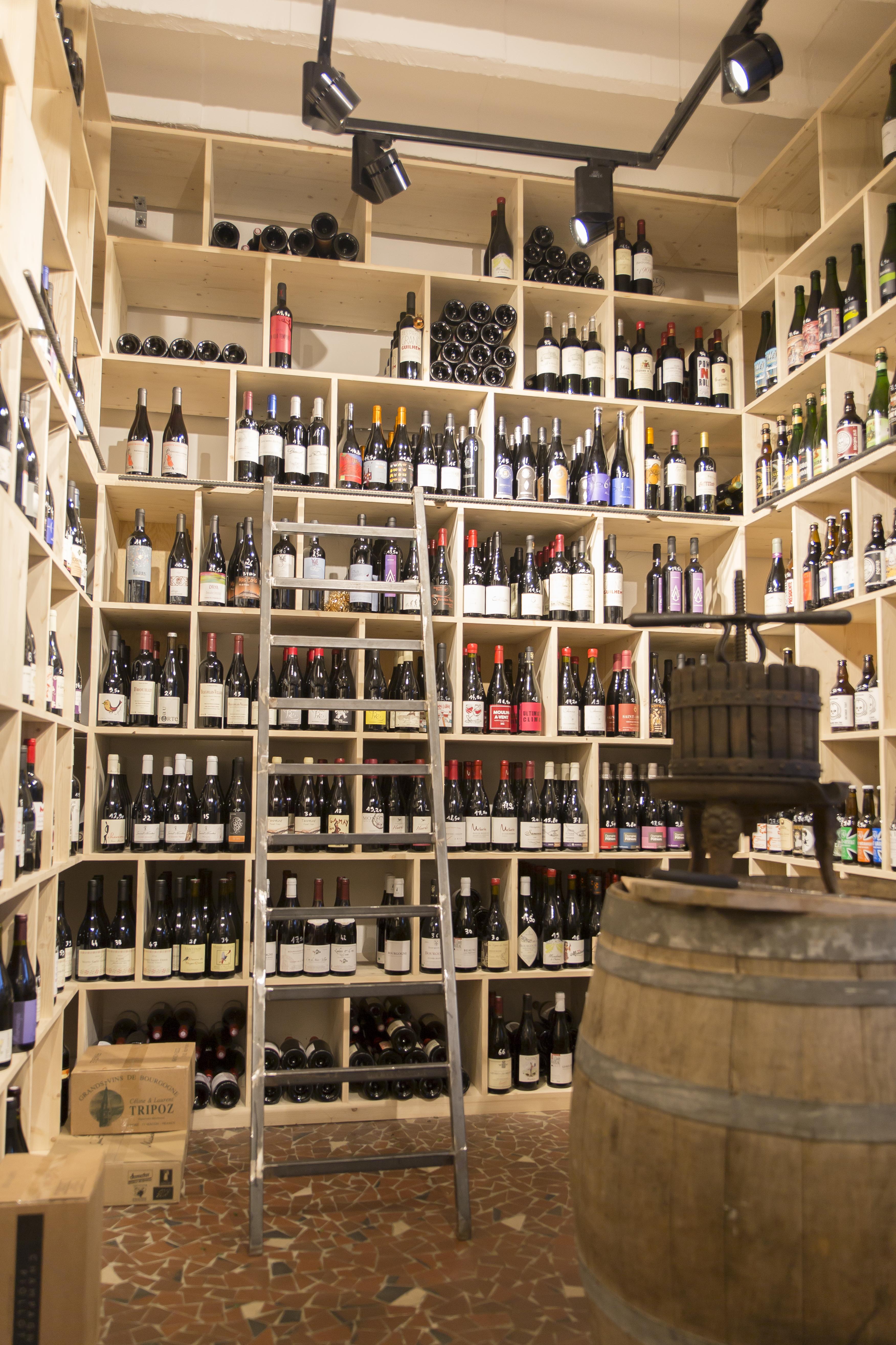 caviste vins nature