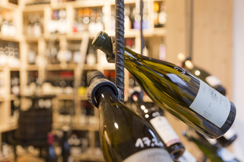 caviste vins nature bouteille