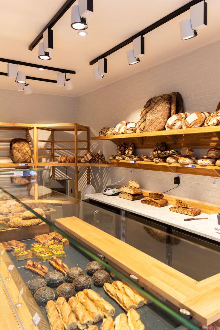 exposition de pains boulangerie farine&O 2