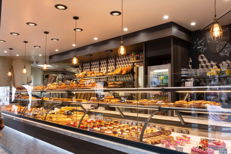 design boulangerie montmartre