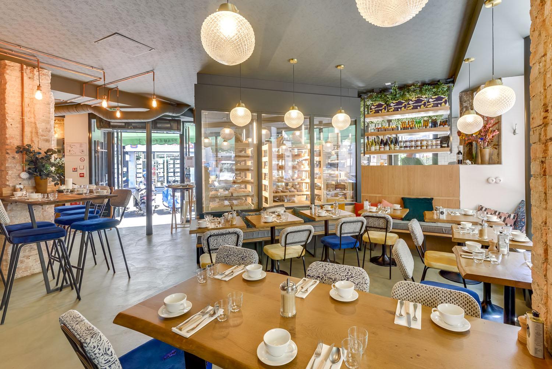 agencement restaurant 2018