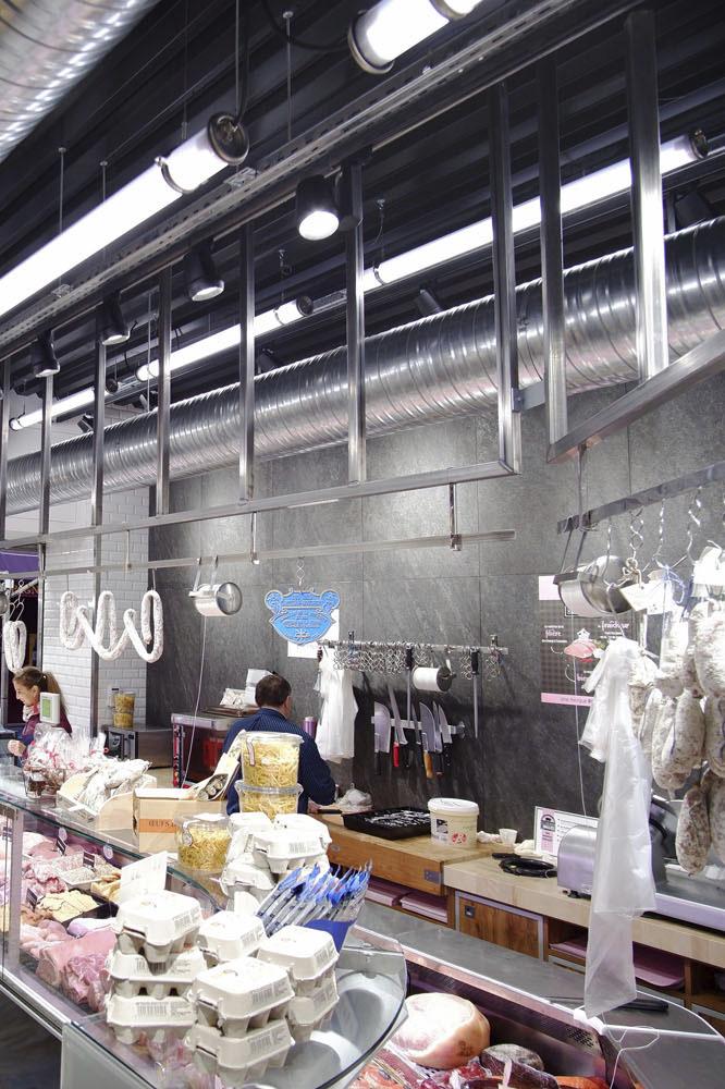 boutique alimentaire agencemennt