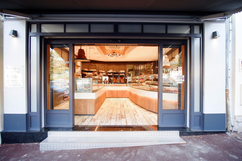 architecture de boutique
