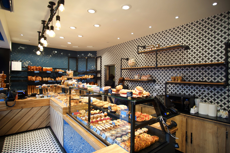 Architecture intérieure alimentaire